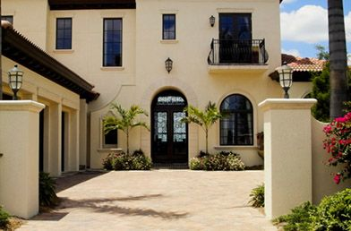 The 25 Best Stucco Houses Ideas On Pinterest White