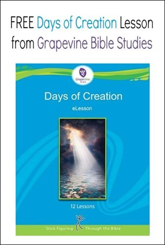 87 best bible study and memorization images on pinterest bible free days of creation lesson from grapevine studies fandeluxe Choice Image