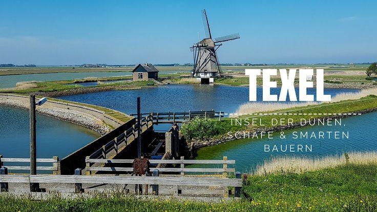 Texel - Insel der Schafe, Dünen und smarten Bauern
