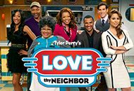 Tyler Perry's Love Thy Neighbor - @Helen George