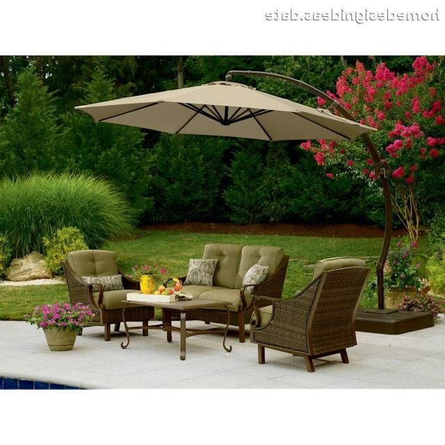 15656ddc5 40 Enchanting Outdoor Patio Decor Ideas with Patio Umbrellas Target ...