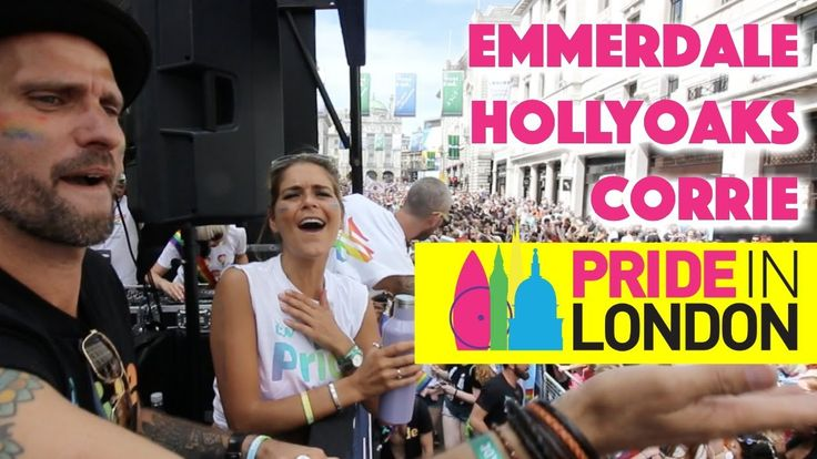 In this video, I get the opportunity to DJ on the Intermedia UK float at Pride in London 2017 on Saturday 8th July. The London Pride Festival provides a platform for every part of London's LGBT+ community to raise awareness of LGBT+ issues and campaign for the equality and freedom. I joined the Intermedia UK team to DJ with Nova Dando. Also present were celebrities such as Gaynor Faye (Emmerdale), Andrew Hayden-Smith (Hollyoaks), Duncan James (Blue/Hollyoaks), Gemma Oaten (Emmerdale/Holby…