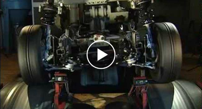 Vídeo Mostra Como São Os Testes De Stress Na Suspensão De Um BMW M5