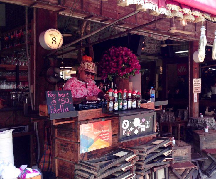 Cool dude #bangkok flea market