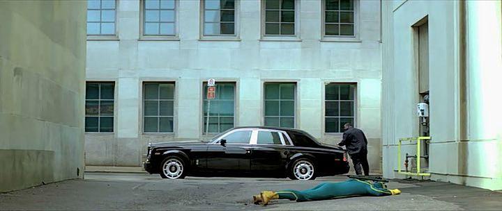 Kick-Ass ROLLS ROYCE 2004 PHANTOM #Car #ProductPlacement