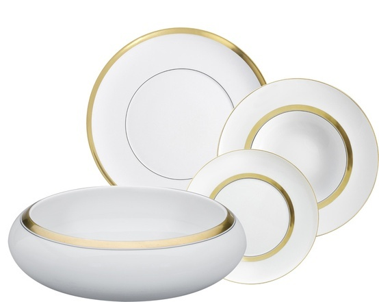 DOMO GOLD - Tableware