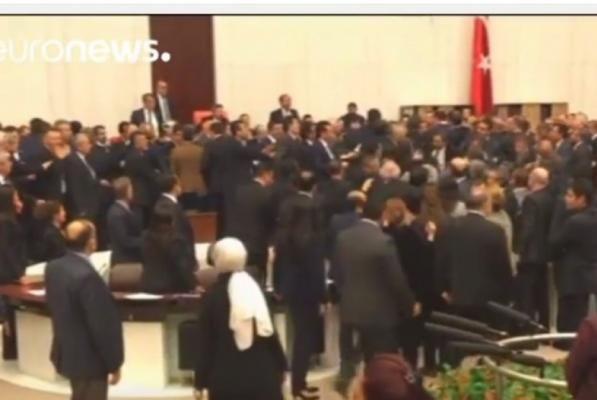 130 Pemegang Pasport Diplomat Turki Cari Suaka ke Jerman