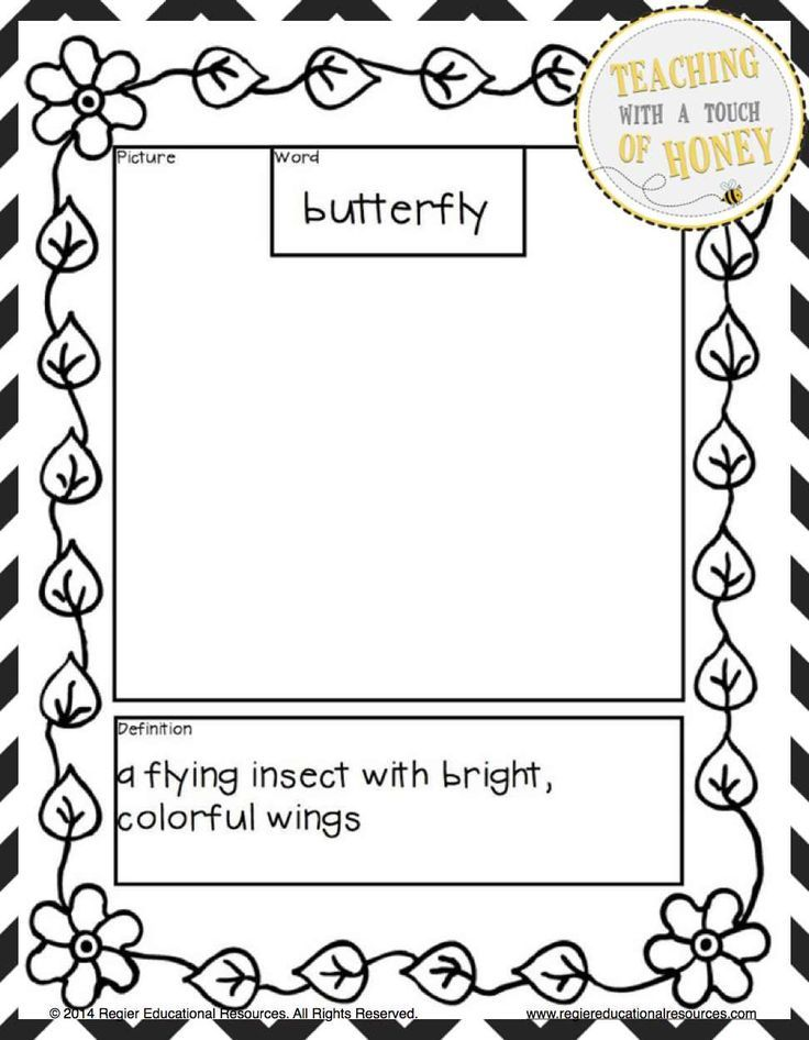 "$ Develop your students' vocabulary skills with tiered vocabulary booklets that match their learning needs! The ""Butterfly Life Cycle Tiered Vocabulary Booklets"" package contains three different versions of the vocabulary booklet."