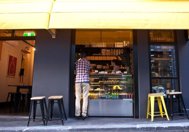 Oli & Levi - Cafe - Food & Drink - Broadsheet coromandel st, Melbourne weekdays only