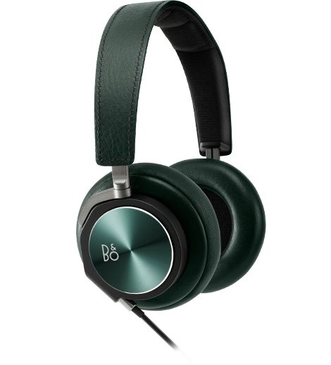 Beoplay H6 Headphones in Agave, by Bang & Olufsen