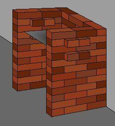 Fabriquer un barbecue en briques