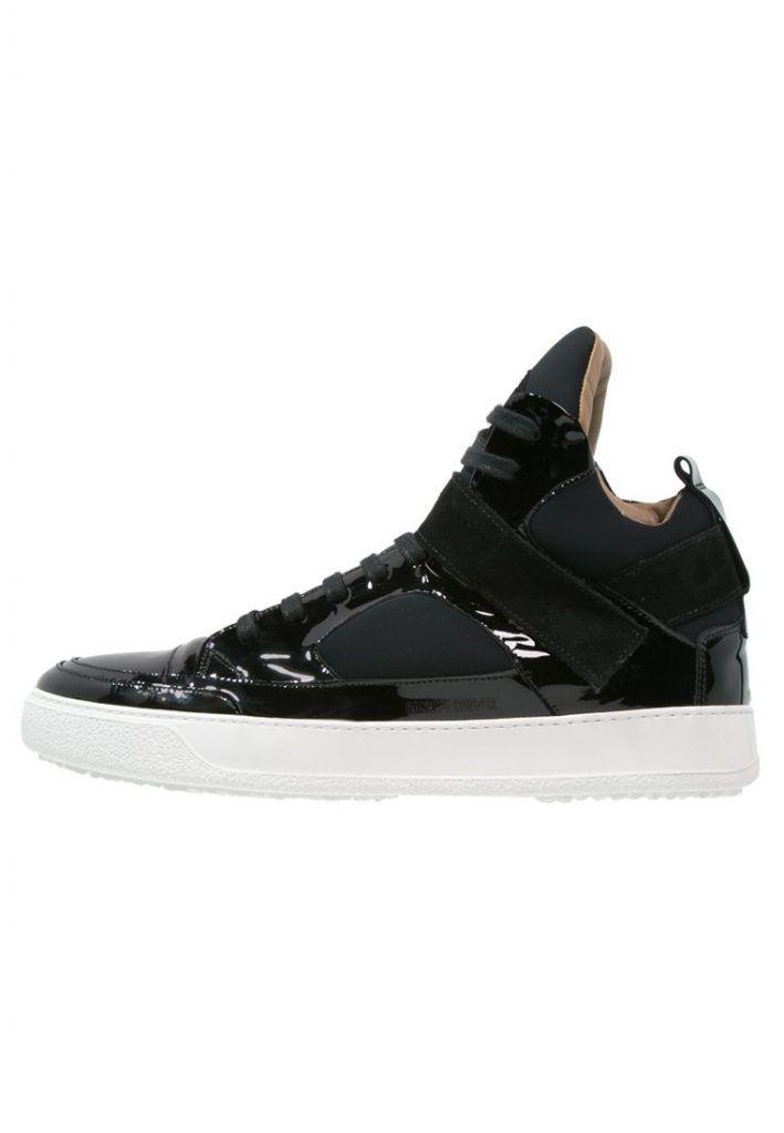... Candice Cooper BASKET Sneaker high used nero für Herren