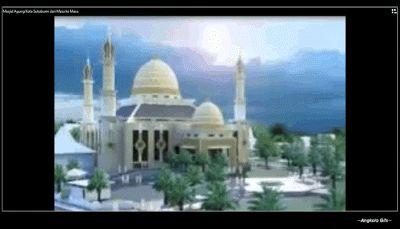 Galeri MSAD Sipirok Mashali: Masjid Agung Sukabumi dan Management Masjid