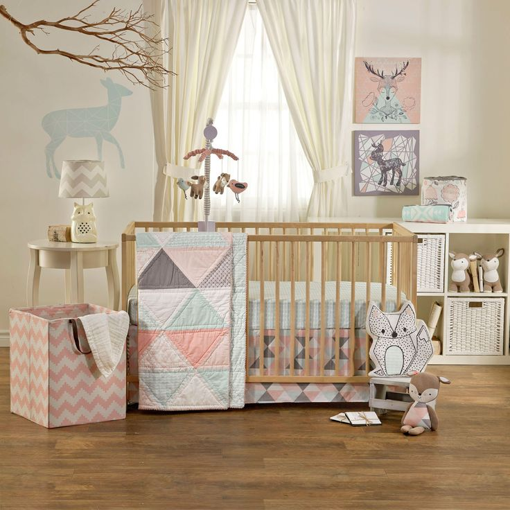 Sparrow Collection Showcased In This Whimsical Nursery For Your Baby Girl Part 59