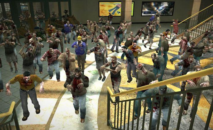 Dead Rising PC. La serie de supervivencia zombi-sensacional división debutó en la Xbox 360 en 2006, y en aquel entonces, yo estaba jugando en un CRT mala.