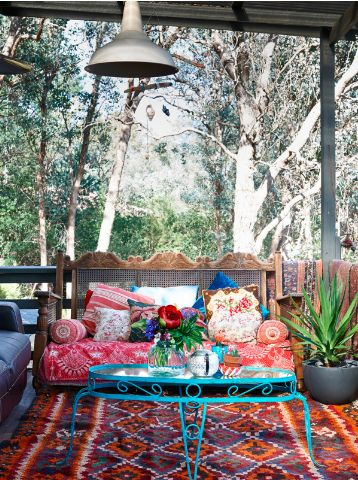 1000 Images About Bohemian Back Yards Amp Balconies On Pinterest Balconies Balcony Garden