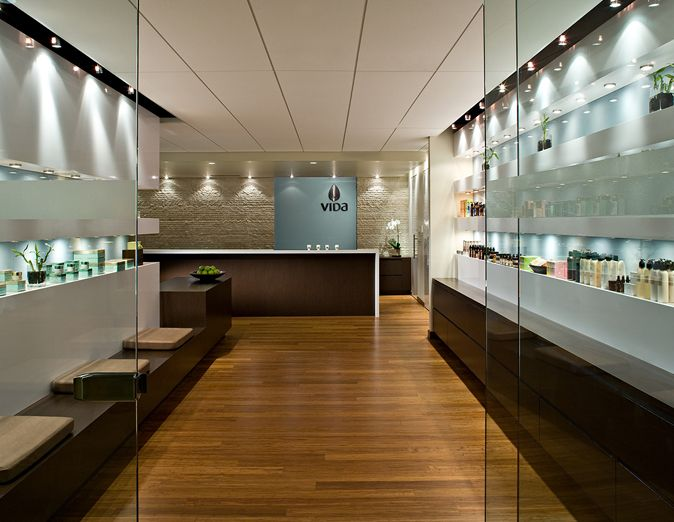 Vida Salon By Seattle Interior Design Firm NB Design Group. Commercial ...