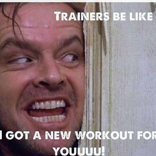 Personal Trainer Quotes Funny: 25+ Best Ideas About Personal Trainer Quotes On Pinterest