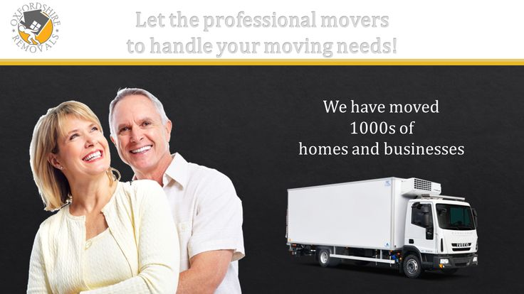 Let the professional movers to handle your moving needs. We have moves 1000s of homes and businesses.Oxfordshire Removals
