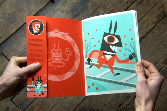 10 beautifully illustrated indie zines | Graphic design | Creative Bloq