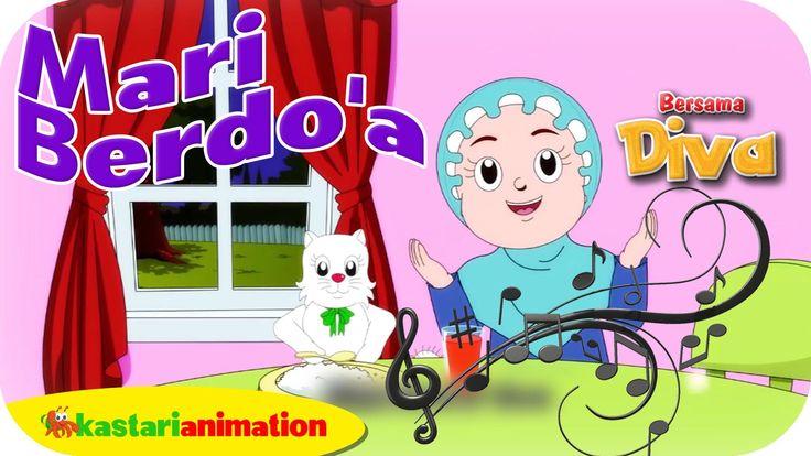 MARI BERDOA  - Lagu Anak Indonesia - HD | Kastari Animation Official