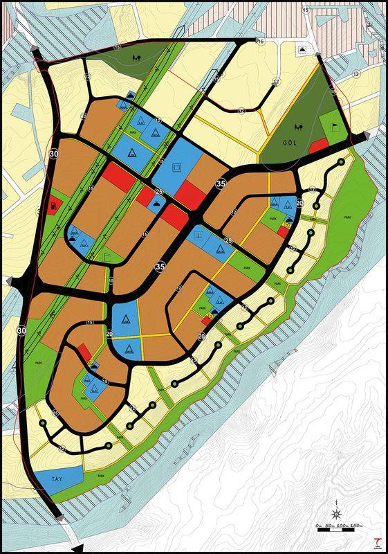 Planlama alanı, Tekirdağ İli, Çorlu İlçesi, Muhittin (Zafer) Mahallesi`nde yer alan, yaklaşık 175 ha büyüklüğündeki Gecekondu Önleme Bölgesi`ni kapsamaktadır. TOKİ parselleri ile yakın çevresindeki Hazine, Çorlu Belediyesi ve şahıs mülkiyetlerini içeren y