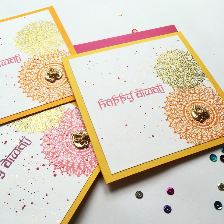 how to make best diwali cards