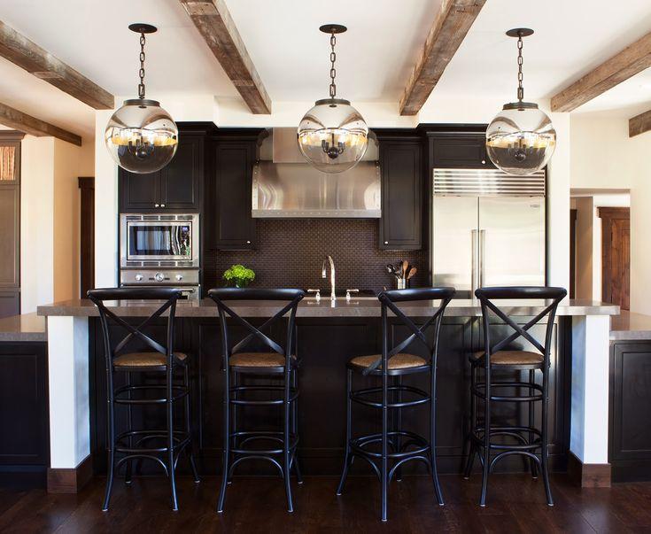 Dark Kitchen At Night 166 best z - kitchen lighting images on pinterest | kitchen
