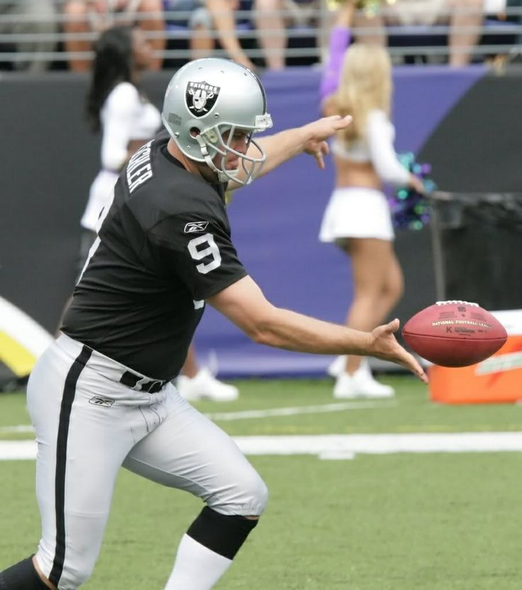 Shane Lechler – P – 2000-12 Lechler , selected in the 5th round of the 2000 NFL Draft out of Texas A&M, is the Raiders all-time leading punter.