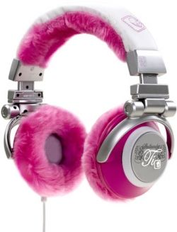 fuzzy headphones