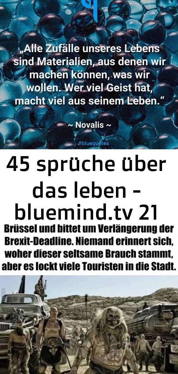 45 Spruche Uber Das Leben Bluemind Tv Das Jahr 2128 Der