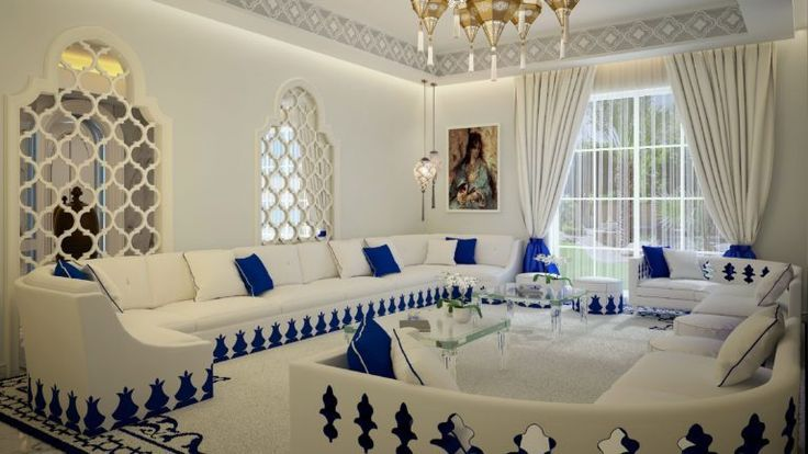 Majlis Interior Design In Dubai Moroccan Interiors Interior