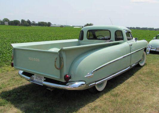 Hudson pickup pick me up pinterest cars vehicle - Bac a semis ...