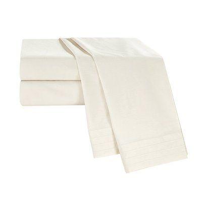 Rosecliff Heights Blake Tencel 180 Thread Count Sheet Set Size: Twin XL