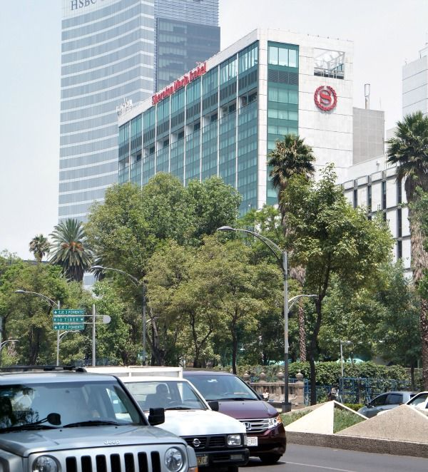 Family-friendly Sheraton Maria Isabel Hotel & Towers in Mexico City