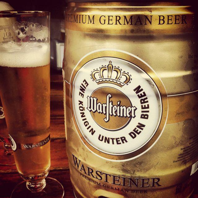 Warsteiner - Premium German Beer