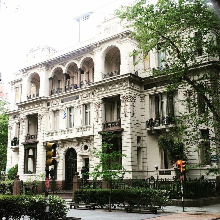 Montevideo   Uruguay.Palacio de Justicia.