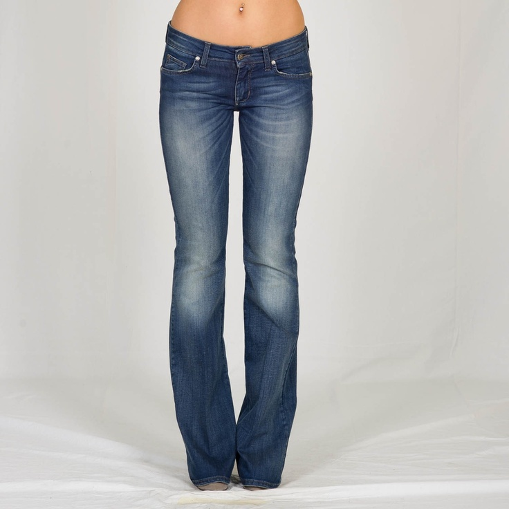 Liu Jo bottom up jeans: the only ones able to make any great feminine side B!