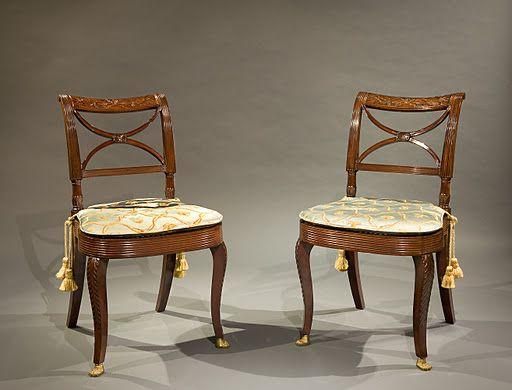 22 besten lyre back 1940 dining room furniture bilder auf, Esstisch ideennn