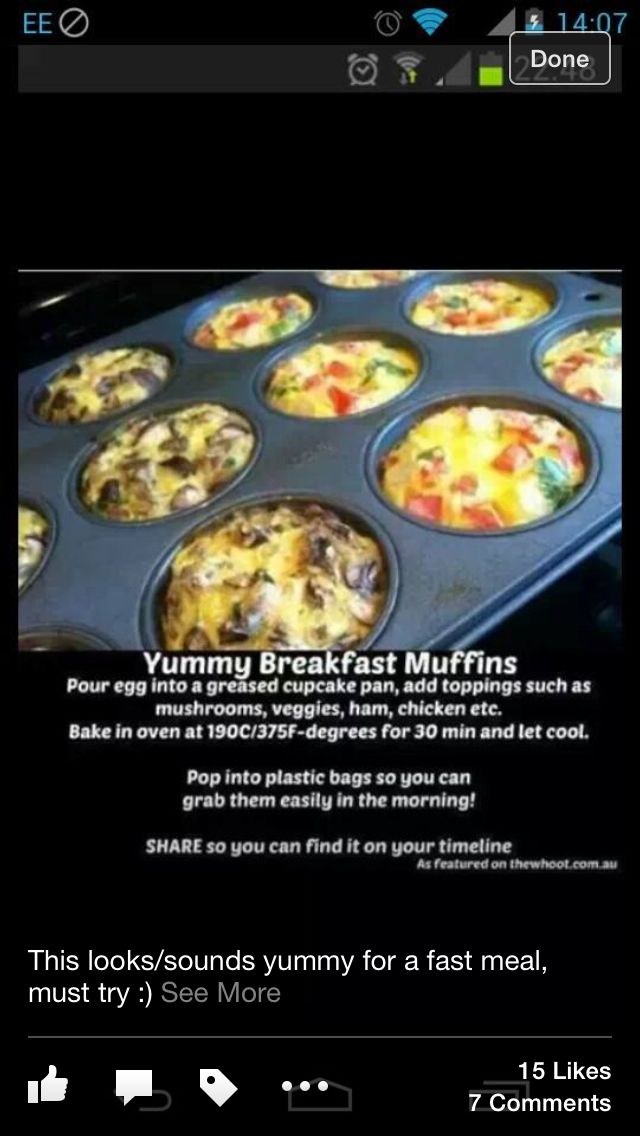 Tried these for breakfast and it was lovely! And syn free !! :)