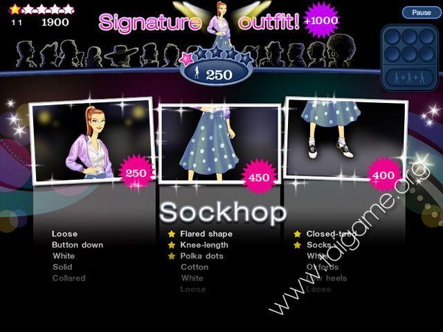 Jojos fashion show 2 full