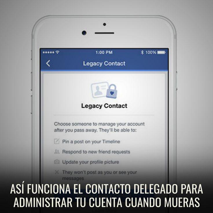 ¿A quién le dejarías tu cuenta de Facebook cuando mueras? http://www.enter.co/cultura-digital/redes-sociales/facebook-permite-decidir-quien-se-queda-con-tu-cuenta-cuando-mueras/