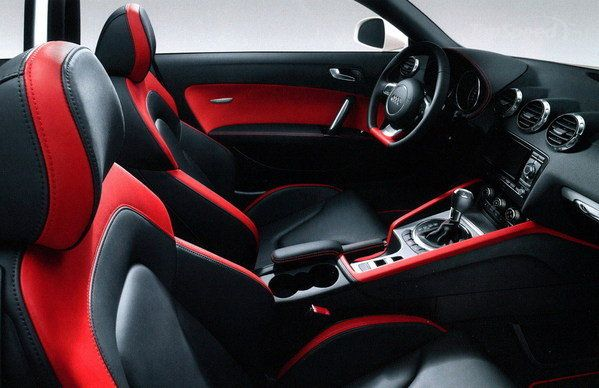 2014 Audi TT Roadster 2014 Audi TT Interior – Automobile Magazine. This one is way cooler than my 2003 model. ;-)