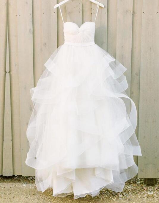 White Wedding Dresses 2016 Wedding