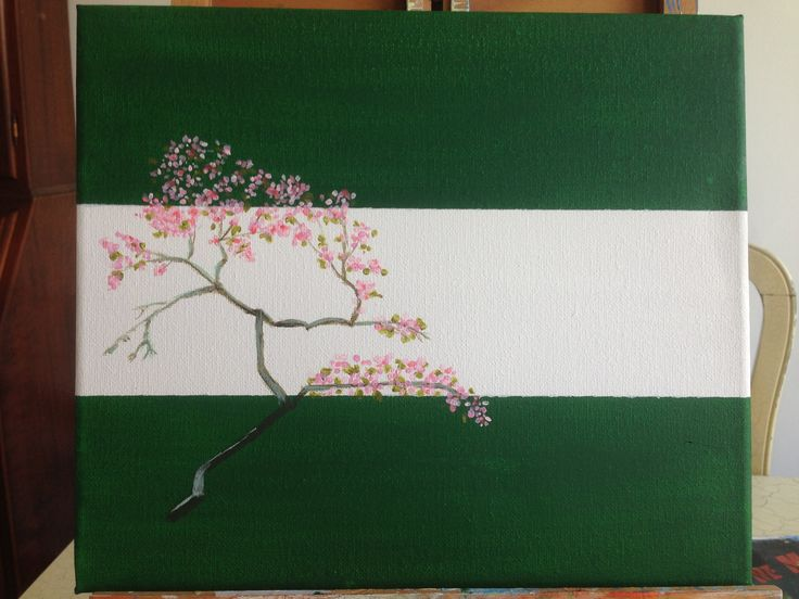 Blossom tree from Rotterdam made by me