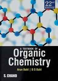 A Textbook of Organic Chemistry Paperback ? 2016