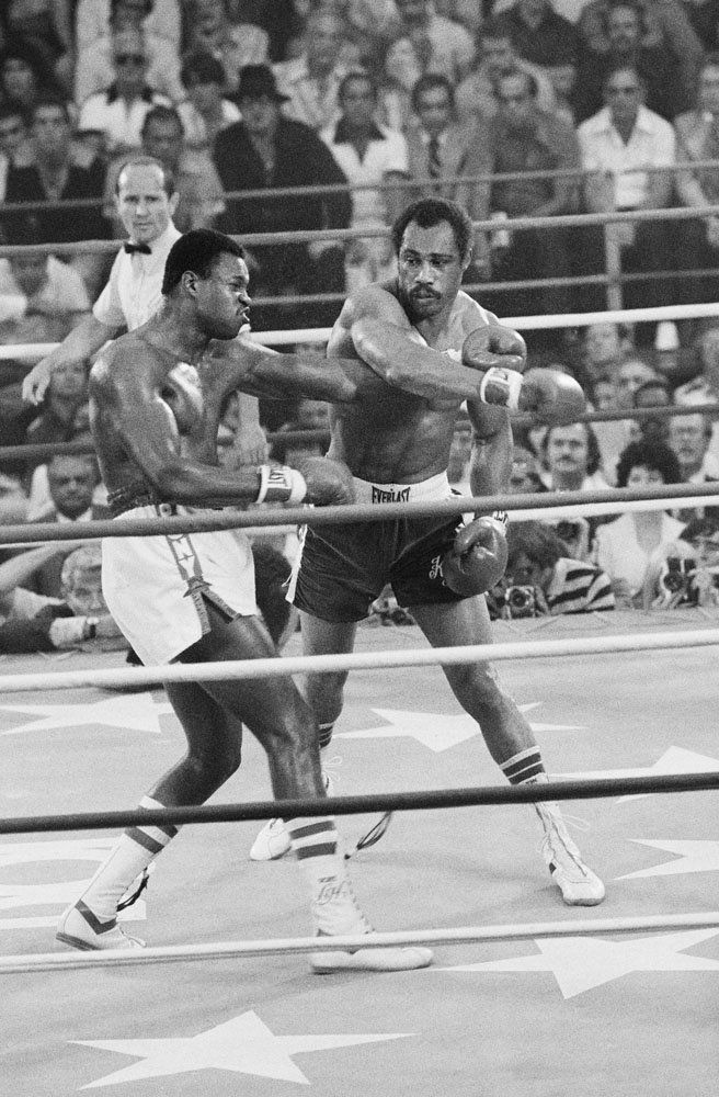 What a fight..............Former heavyweight boxing champion Ken Norton Sr. has died at 70. 9.18.2013.