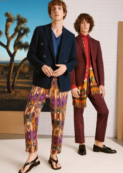 ETRO  Spring/Summer 2017 campaign