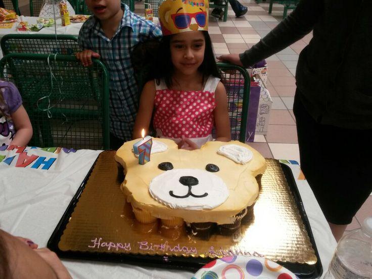 Build a bear birthday party