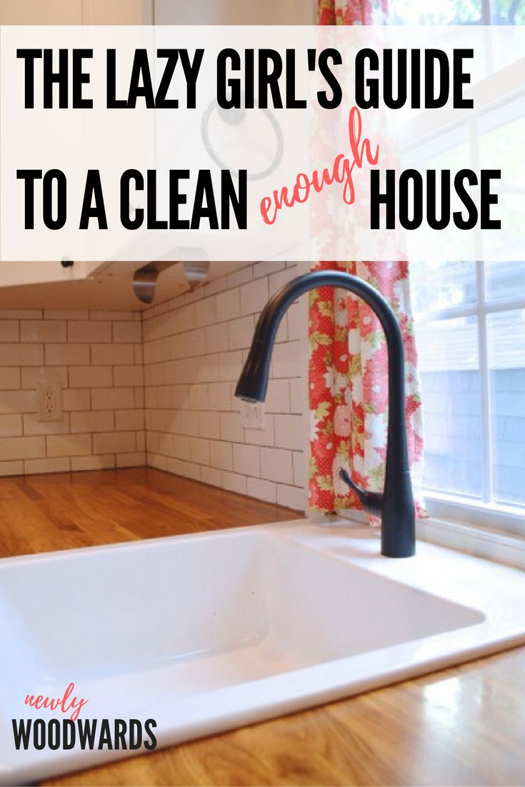 how to make house extra clean
